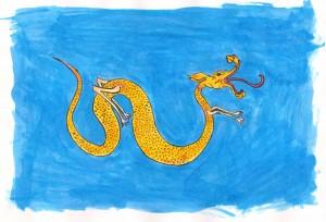 The Golden Serpent
